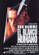 Hard Target - Argentinian Movie Poster (xs thumbnail)