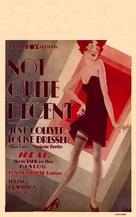 Not Quite Decent - Movie Poster (xs thumbnail)