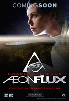 Æon Flux - Indonesian Movie Poster (xs thumbnail)