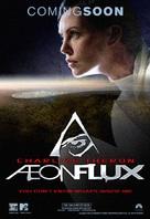 Æon Flux - Indonesian Movie Poster (xs thumbnail)