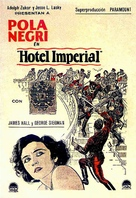 Hotel Imperial - Spanish Movie Poster (xs thumbnail)