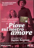 Det regnar på vår kärlek - Italian DVD cover (xs thumbnail)