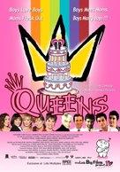 Reinas - Thai Movie Poster (xs thumbnail)
