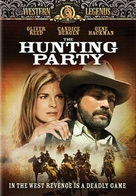 The Hunting Party - DVD cover (xs thumbnail)