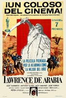 Lawrence of Arabia - Argentinian Movie Poster (xs thumbnail)