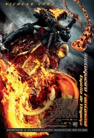 Ghost Rider: Spirit of Vengeance - Brazilian Movie Poster (xs thumbnail)