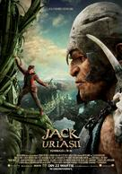 Jack the Giant Slayer - Romanian Movie Poster (xs thumbnail)