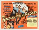 Raiders of the Seven Seas - Movie Poster (xs thumbnail)