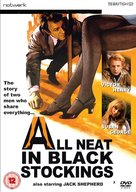 All Neat in Black Stockings - British DVD movie cover (xs thumbnail)