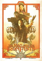 The Man with the Iron Fists - Movie Poster (xs thumbnail)