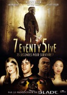 7eventy 5ive - French Movie Poster (xs thumbnail)