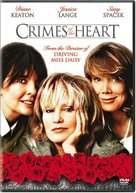 Crimes of the Heart - DVD cover (xs thumbnail)