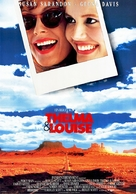 Thelma And Louise - German Movie Poster (xs thumbnail)