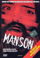 The Manson Family - Hungarian Movie Cover (xs thumbnail)