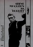 Bullitt - DVD movie cover (xs thumbnail)