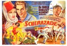 Song of Scheherazade - Spanish Movie Poster (xs thumbnail)