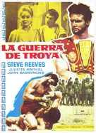 La guerra di Troia - Spanish Movie Poster (xs thumbnail)