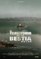 Rogue - Spanish Movie Poster (xs thumbnail)