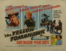 The Yellow Tomahawk - Movie Poster (xs thumbnail)
