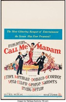 Call Me Madam - Movie Poster (xs thumbnail)