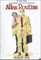 Office Space - German Movie Cover (xs thumbnail)