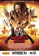 Machete Kills - Australian Movie Poster (xs thumbnail)