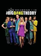 """""""The Big Bang Theory"""" - British Movie Cover (xs thumbnail)"""