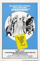 Everything You Always Wanted to Know About Sex * But Were Afraid to Ask - Theatrical movie poster (xs thumbnail)