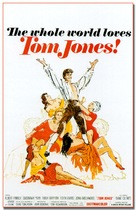 Tom Jones - Movie Poster (xs thumbnail)