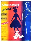 The Price of Flesh - French Movie Poster (xs thumbnail)
