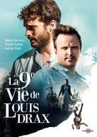 The 9th Life of Louis Drax - French DVD movie cover (xs thumbnail)