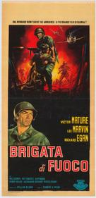 The Glory Brigade - Italian Movie Poster (xs thumbnail)
