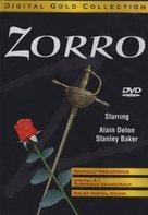Zorro - DVD movie cover (xs thumbnail)