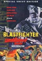 Blastfighter - Thai DVD cover (xs thumbnail)