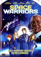 Space Warriors - French DVD movie cover (xs thumbnail)