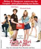 Zack and Miri Make a Porno - Swiss Movie Poster (xs thumbnail)