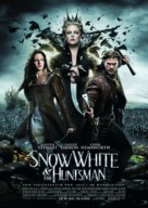 Snow White and the Huntsman - German Movie Poster (xs thumbnail)