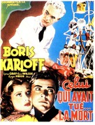The Man They Could Not Hang - French Movie Poster (xs thumbnail)