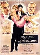 Une parisienne - French Movie Poster (xs thumbnail)