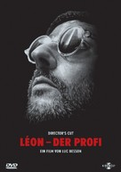 Léon - German Movie Cover (xs thumbnail)