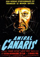 Canaris - French Movie Poster (xs thumbnail)