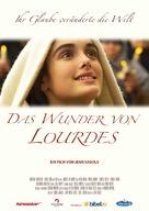 Je m'appelle Bernadette - German Movie Poster (xs thumbnail)