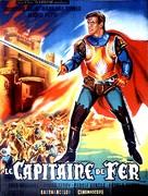 Il capitano di ferro - French Movie Poster (xs thumbnail)