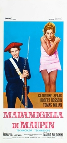 Madamigella di Maupin - Italian Movie Poster (xs thumbnail)