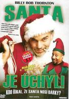 Bad Santa - Czech Movie Cover (xs thumbnail)