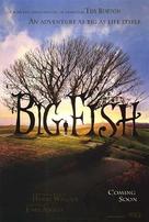 Big Fish - Teaser movie poster (xs thumbnail)