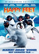 Happy Feet - DVD cover (xs thumbnail)