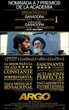 Argo - Colombian Movie Poster (xs thumbnail)