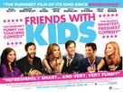 Friends with Kids - British Movie Poster (xs thumbnail)