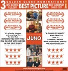 Juno - For your consideration movie poster (xs thumbnail)